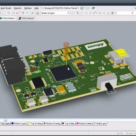 CAD - Altium Designer 16