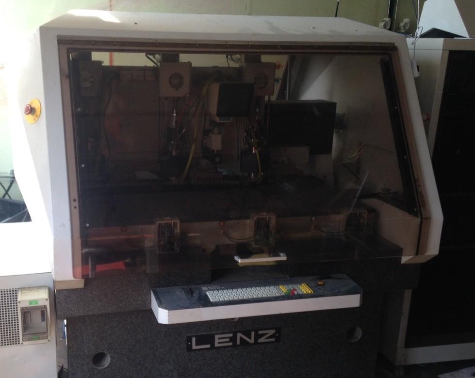 LENZ LGX 460 – 3